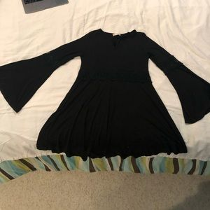Altar'd state bell sleeve dress